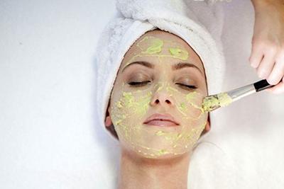 ماسک پاک کننده صورت