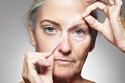 روشی برای جلوگیری از چروک پوست