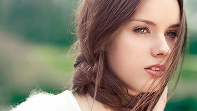 زیبا و جذاب بودن بدون آرایش