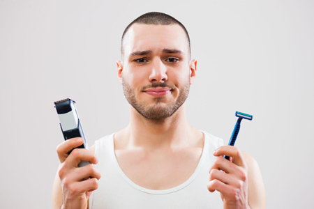 راهنماي جالبی برای اصلاح صورت مردان