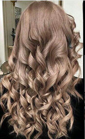 رنگ موی پاییز امسال , مد رنگ موی پاییز , جدیدترین رنگ موی پاییز