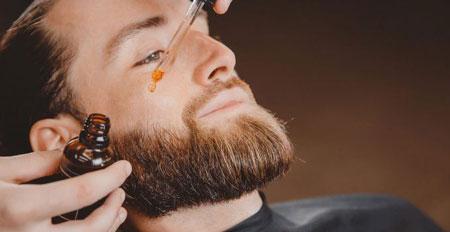 روغن ریش, چه زمانی باید از روغن ریش استفاده کنیم, روغن تقویت ریش