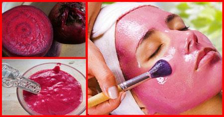ماسک چغندر, ماسک چغندر برای پوست, ماسک چغندر, ماسک چغندر برای سلامت پوست