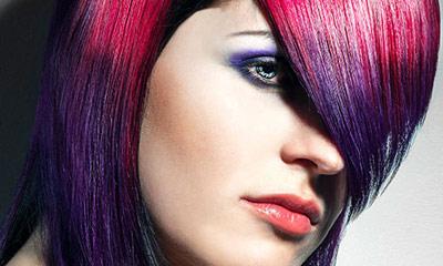 ترکیب رنگ مو,ترکیب انواع رنگ مو,روش ترکیب رنگ مو