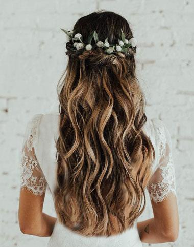 موی فرمالیته عروس,مدل موی فرمالیته عروس,مدل شینیون