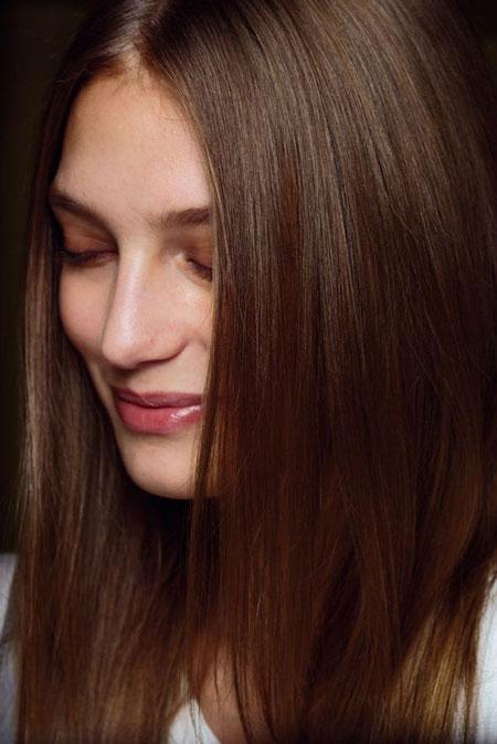 عکس محصول تصاویر و آموزش ترکیب رنگ موی تنباکویی