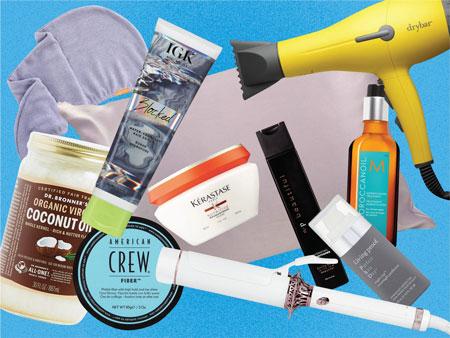 بکار بردن محصولات آرایشی مو,ترتیب مراحل استفاده از محصولات مو,ترتیب صحیح بکار بردن محصولات آرایشی مو