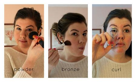 آرایش روزانه,نکات مهم آرایش روزانه ,آرایش روزانه ساده