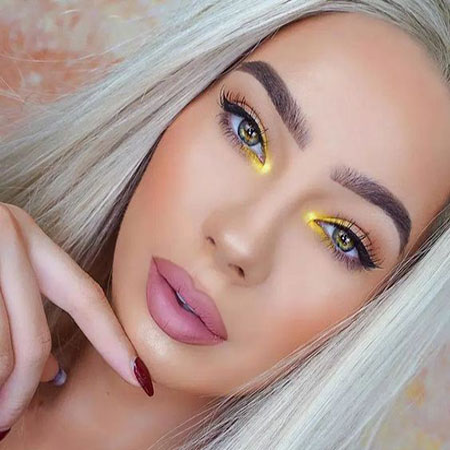 میکاپ صورت, جدیدترین مدل آرایش صورت