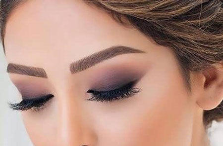 eyebrow plucking 1 - هاشور ابرو