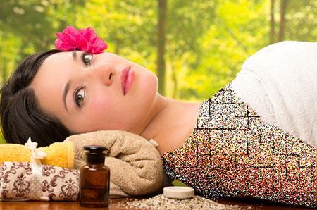 روغن ماساژ صورت برای پوست چرب , روغن ماساژ صورت برای پوست خشک , روغن های طبیعی برای ماساژ صورت