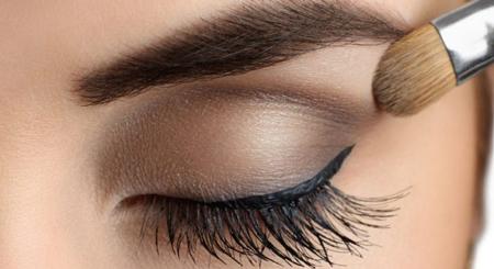سایه چشم, آموزش سایه چشم, سایه زدن چشم