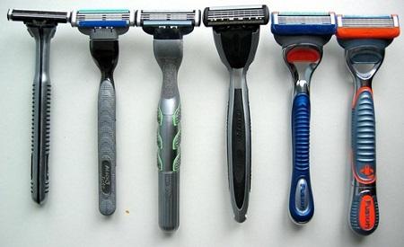 اصلاح موهای زائد, بهترین ژیلت برای اصلاح, انواع ژیلت فیوژن