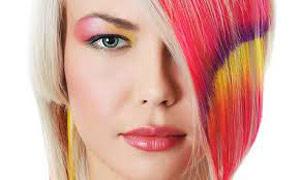 فرمول ترکیب رنگ مو برای موهای مش شده