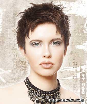 مدل موی جدید زنانه کوتاه و بلند