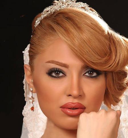 مدل شینیون عروس ایرانی عکس موی عروس زیبا رنگ موی عروس 97 مد عروس 2018 ژست عکس عروس مدل موی عروس 2018 عکس شینیون عروس 96