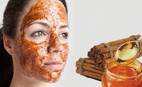 ماسک عسل و دارچین,خواص عسل و دارچین,ماسک ضد جوش