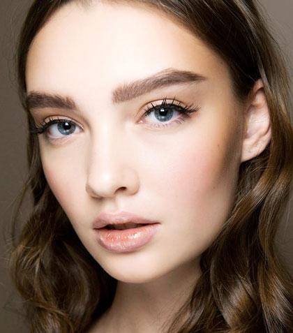 آرایش لایت,آرایش اروپایی,مدل آرایش لایت