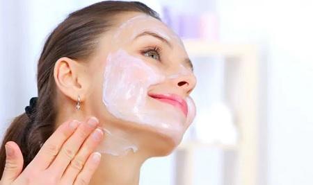ماسک شیر خشک برای سفیدی پوست, ماسک شیر خشک و گلاب برای چاقی صورت, ماسک شیر خشک برای پوست