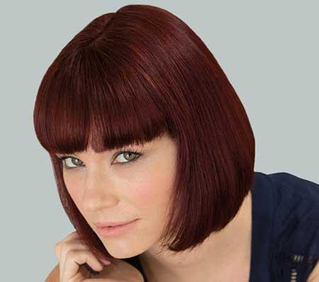 رنگ موی بلوطی,تصاویر انواع رنگ موی بلوطی,تصاویر انواع رنگ موی بلوطی