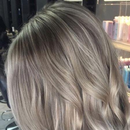 رنگ موی صدفی دودی,ترکیب رنگ مو صدفی دودی,رنگ موی صدفی دودی خاص