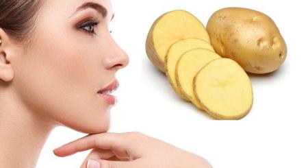 ماسک سیب زمینی , خواص ماسک سیب زمینی , ماسک سیب زمینی پوست خام