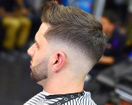 سایه مو مردانه,کوتاهی سایه مو مردانه ,روش کوتاهی سایه مو