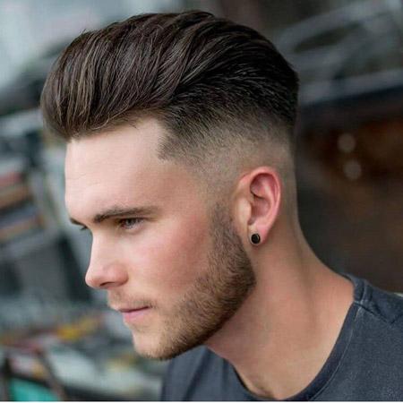 سایه مو مردانه,کوتاهی سایه مو مردانه ,آموزش سایه زنی مو