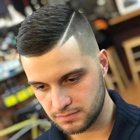 سایه مو مردانه,کوتاهی سایه مو مردانه ,سایه زنی موی مردانه چیست