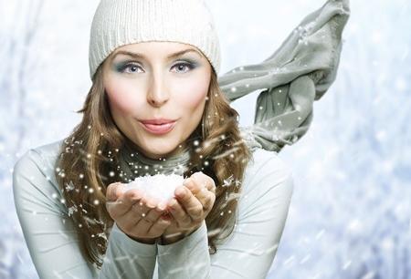 مراقبت از پوست در زمستان با مواد طبیعی