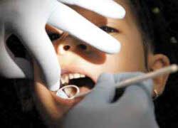 دندان درذ