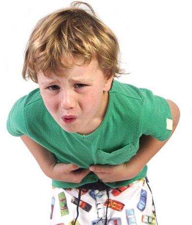 دل درد کودک,رفع دل درد نوزادان,علل دل درد کودک