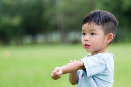 آلرژی کودکان,انواع آلرژی کودکان,علائم آلرژی کودکان