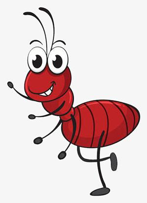 قصه مورچه کوچک,قصه کودکانه مورچه کوچک,مورچه