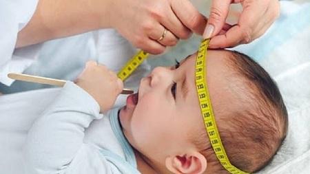 دور سر نوزاد, اندازه استاندارد دور سر نوزاد, عدم رشد نرمال دور سر شیرخوار