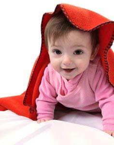 کم شنواییی در  نوزادان