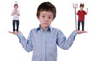 فرزند شما کدام طرفیست؟ با ادب یا بی ادب ؟