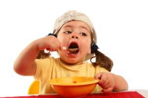 ذای کودک,بهداشت غذای کودک