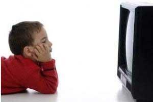 کودک و تلویزیون, تماشای تلویزیون