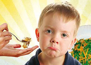 تغذیه کودک,غذا خوردن کودک,غذای کودک