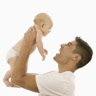 رفتار با کودک, رفتار پدر با کودک,