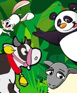 شعر کودکانه,شعر کودکانه حیوونای رنگارنگ,شعر حیوونای رنگارنگ