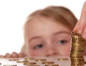 ارزش پول,پول تو جیبی کودک