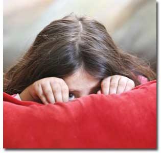 کودکان خجالتی و کمرو