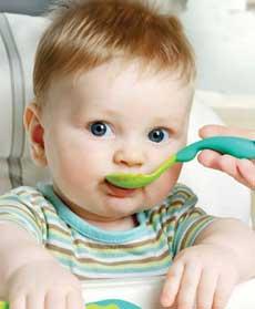 غذای کودک,نگهداری غذای کودک,تهیه غذای کودک