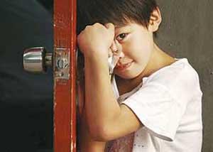 کم رویی,کم رویی در کودکان,علت کم رویی کودکان