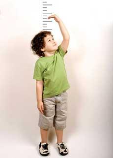 قد کودکان,رشد قدی کودک,کوتاه قدی