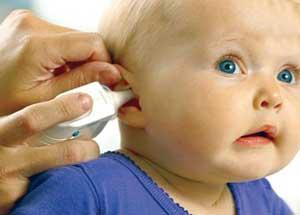 عفونت گوش عارضه شایع در بچه ها