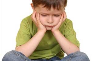 کودک افسرده,افسردگی در کودکان,کودکان افسرده