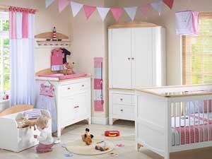 اتاق خواب کودک,جداسازی اتاق کودک